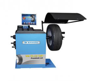 Máy cân bằng lốp WB-VL-65 DSP LX Ấn Độ