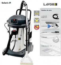 Máy giặt ghế nỉ ô tô Solaris Lavor Italy