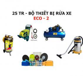 Bộ sản phẩm rửa xe ECO -2