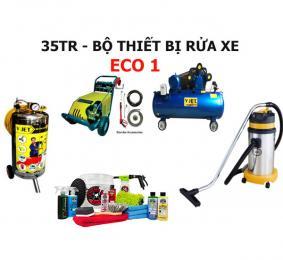 Bộ sản thiết bị rửa xe thay dầu ECO-1