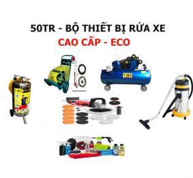 Bộ thiết bị rửa xe ECO